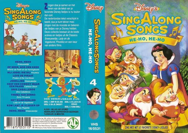 Sing along songs 04 he ho he ho sing along songs heigh ho