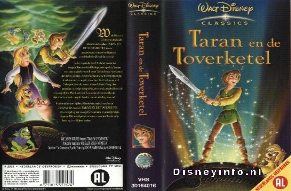 Taran En De Toverketel [1985]