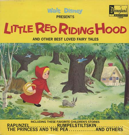 little red riding hood cartoon movie № 261211