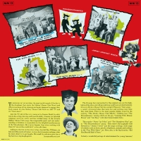 Back cover: Musical Highlights from the Mickey Mouse Club TV Show / Musical Highlights from the Mickey Mouse Club TV Show